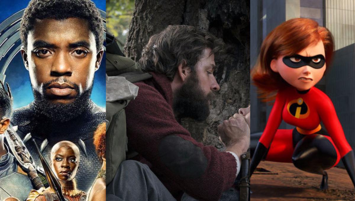 Elegimos nuestras películas favoritas de 2018