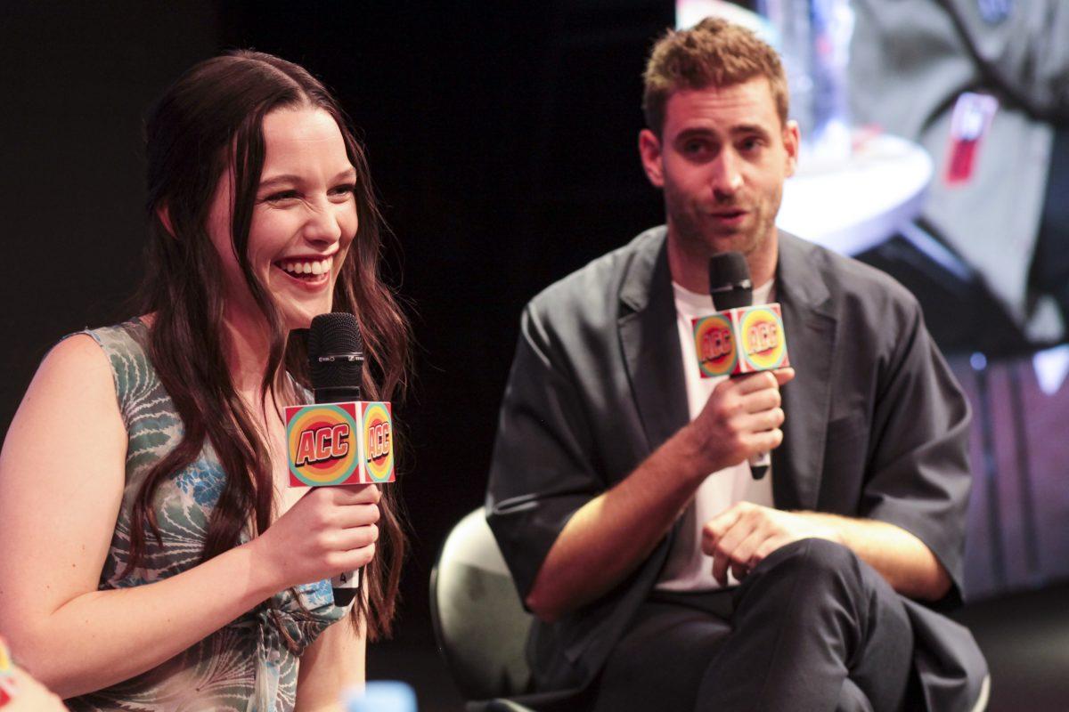 Argentina Comic-Con: Hablamos con Luke y Nell