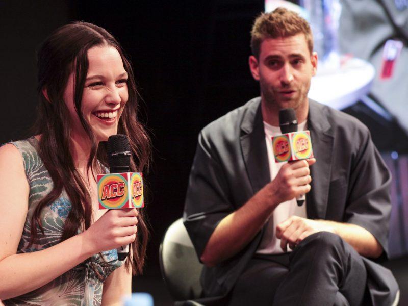 Argentina Comic-Con: Hablamos con Luke y Nelly
