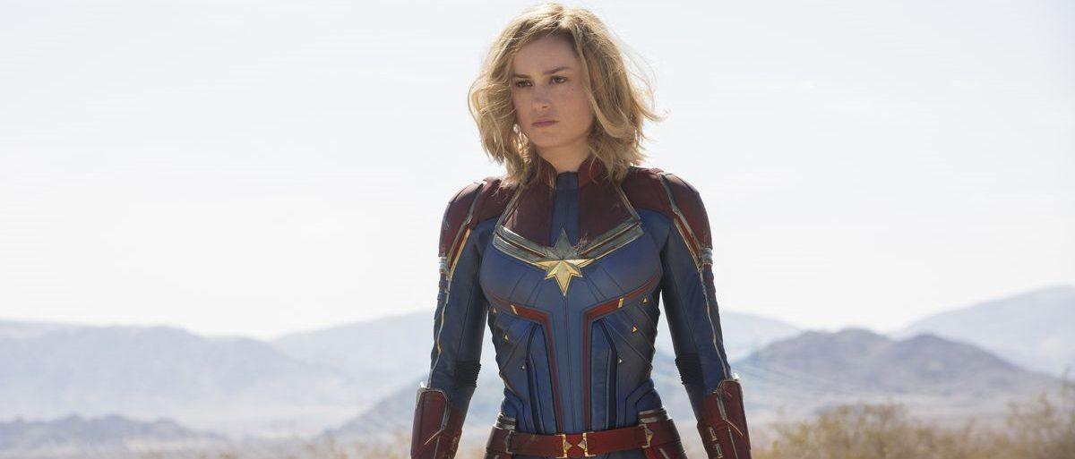 Captain Marvel estrena nuevo spot televisivo