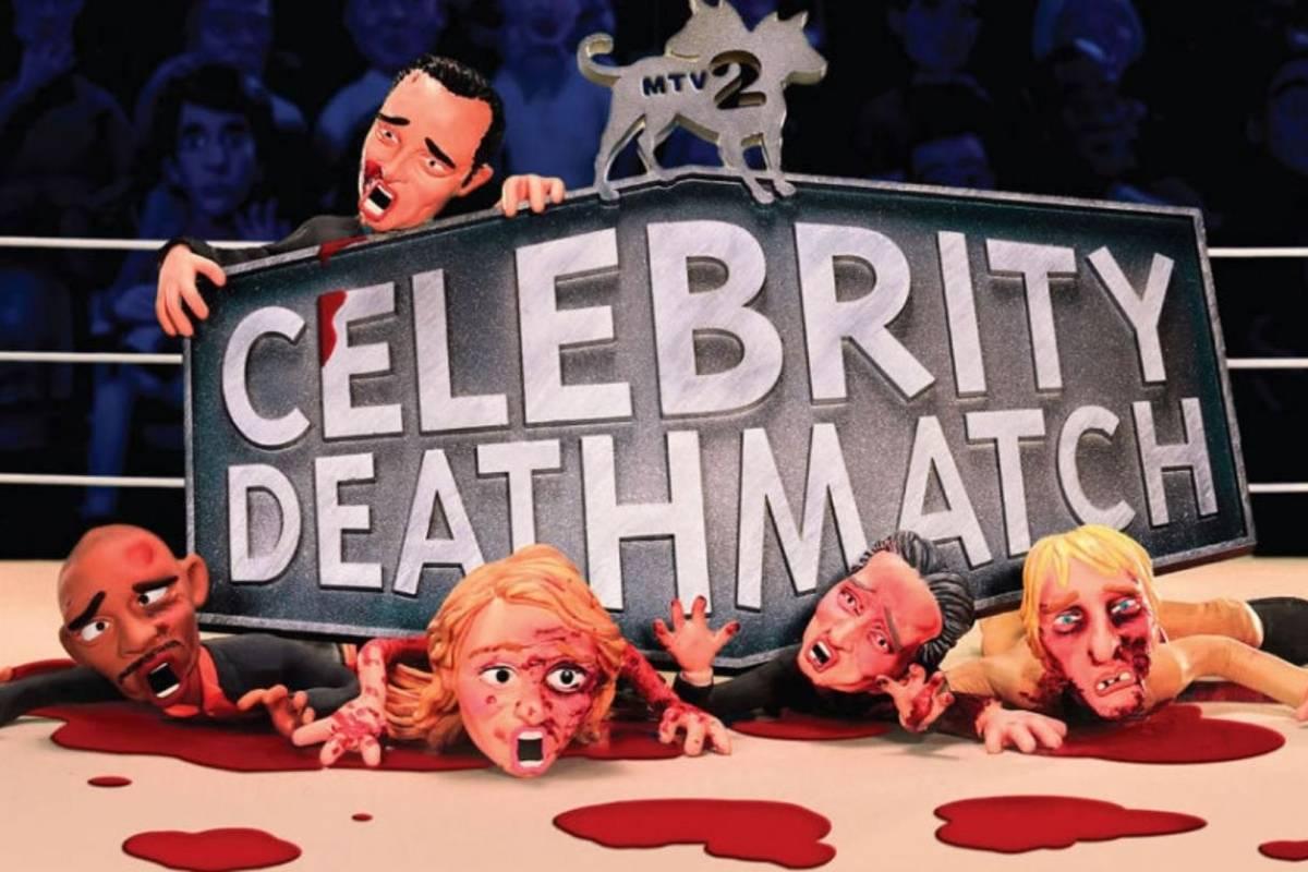 Celebrity Deathmatch planea su regreso
