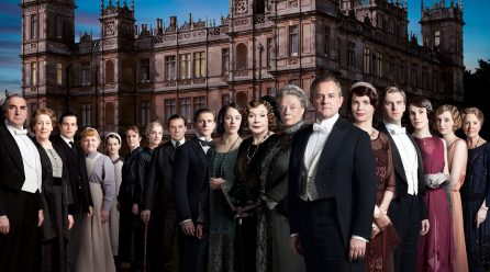 Downton Abbey presenta el primer avance de su película