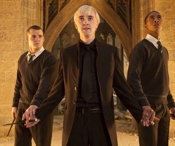 Harry Potter: entrevista a Tom Felton