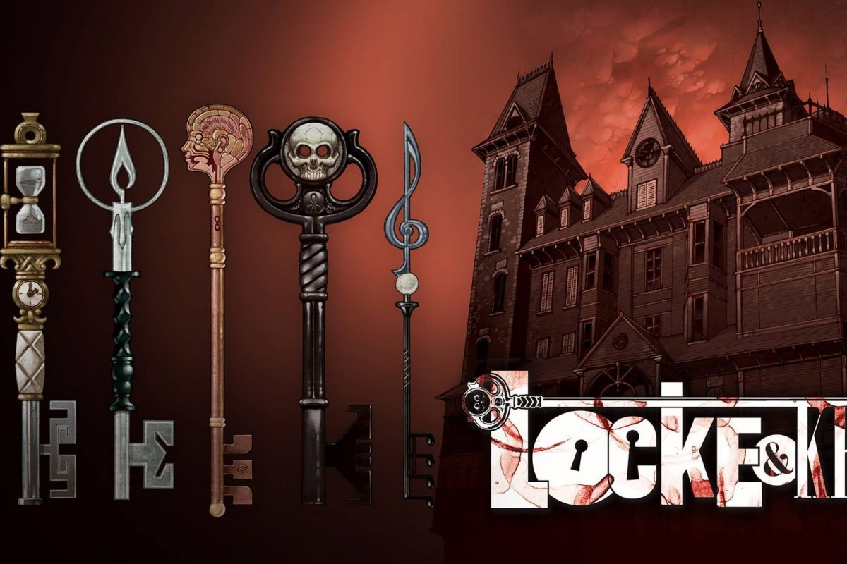 Locke & Key presenta a sus nuevos protagonistas