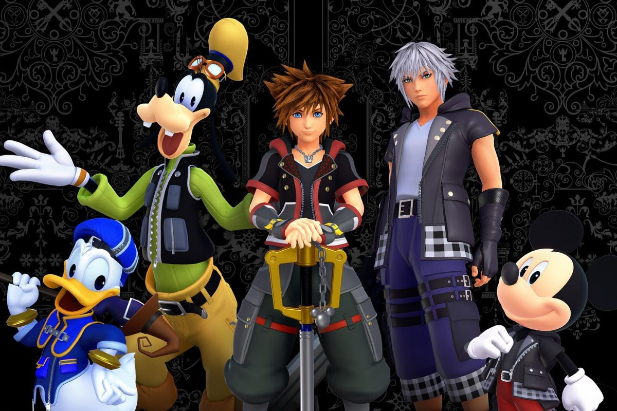Kingdom Hearts III estrena su trailer final