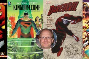 Argentina Comic-Con: Hablamos con Mark Waid