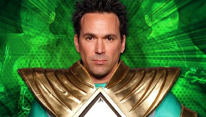 Power Rangers: entrevista a Jason David Frank