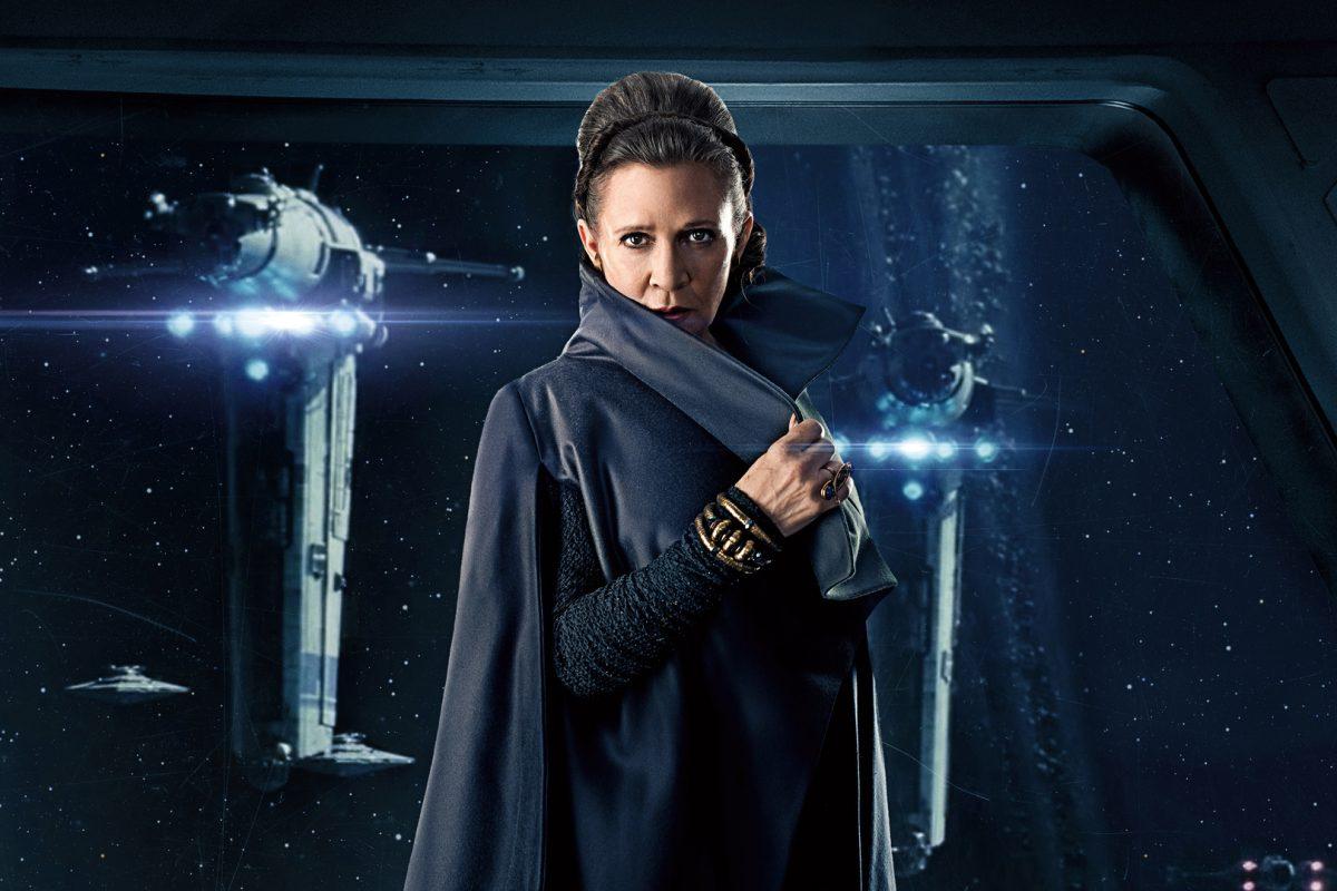 Star Wars: Todd Fisher habla sobre Leia en Episodio IX