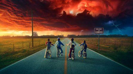 Stranger Things revela los títulos de su tercera temporada