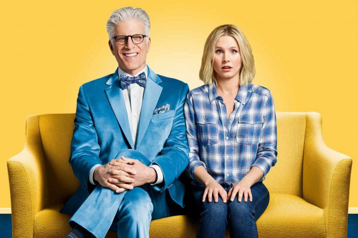 The Good Place es renovada para una cuarta temporada
