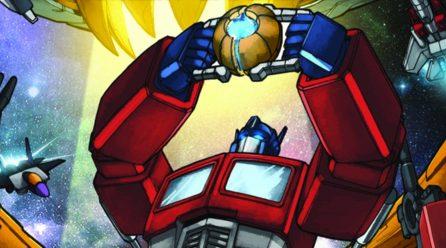 Transformers prepara una nueva serie animada