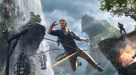 Tom Holland y Mark Wahlberg protagonizan imágenes del set de Uncharted