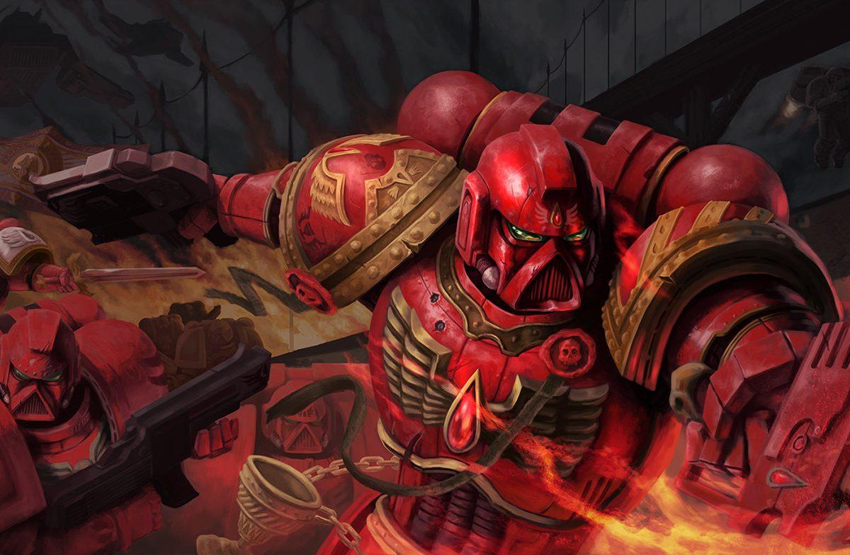 Warhammer 40K prepara su propia serie animada