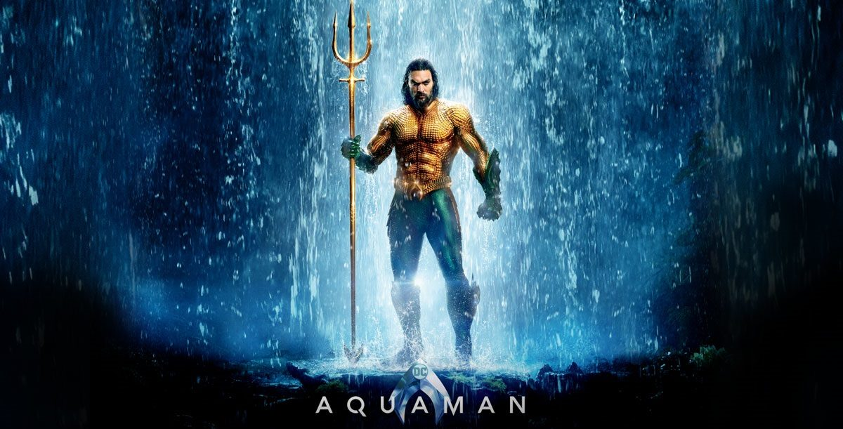 Aquaman 2: Warner revela un trailer exclusivo por April Fool's