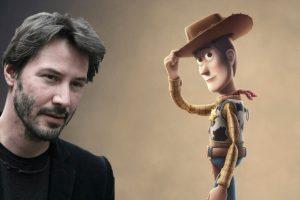 Keanu Reeves confirma su participación en Toy Story 4