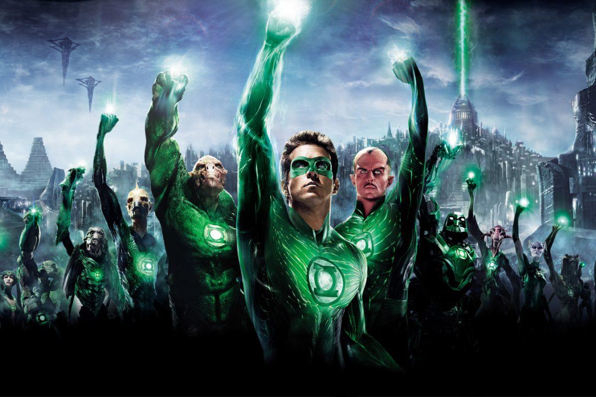 La serie de Linterna Verde anticipa nuevos detalles