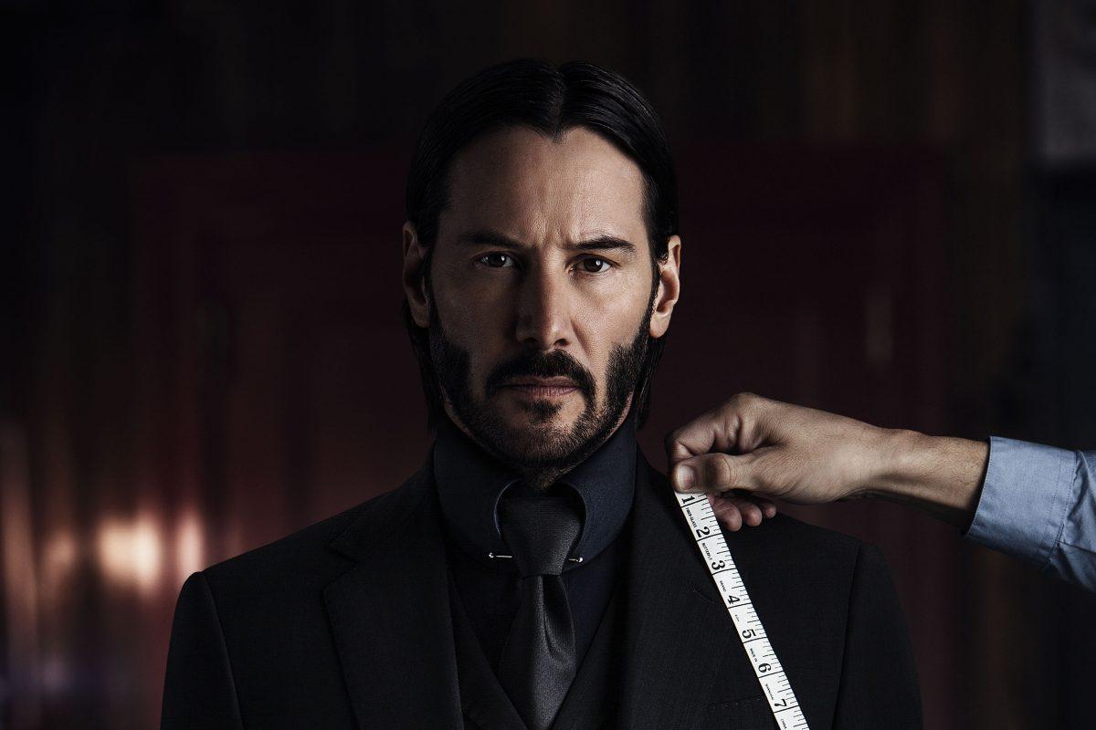 Keanu Reeves interpreta un importante papel en Captain Marvel