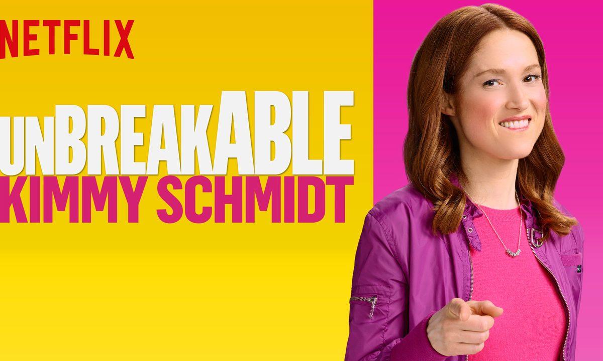 Unbreakable Kimmy Schmidt revela el primer vistazo a sus últimos episodios