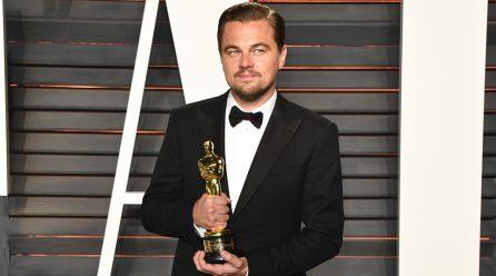 Leonardo DiCaprio tuvo que devolver un Oscar