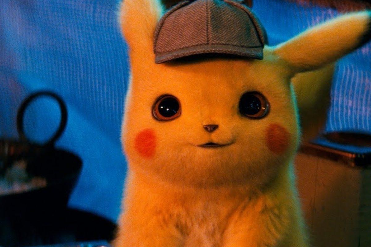 Detective Pikachu revela nuevos posters de Jigglypuff y Charizard