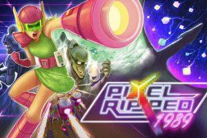 Pixel Ripped 1989 es el mejor juego VR del año