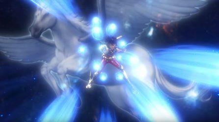 Saint Seiya: Primer trailer de la nueva versión