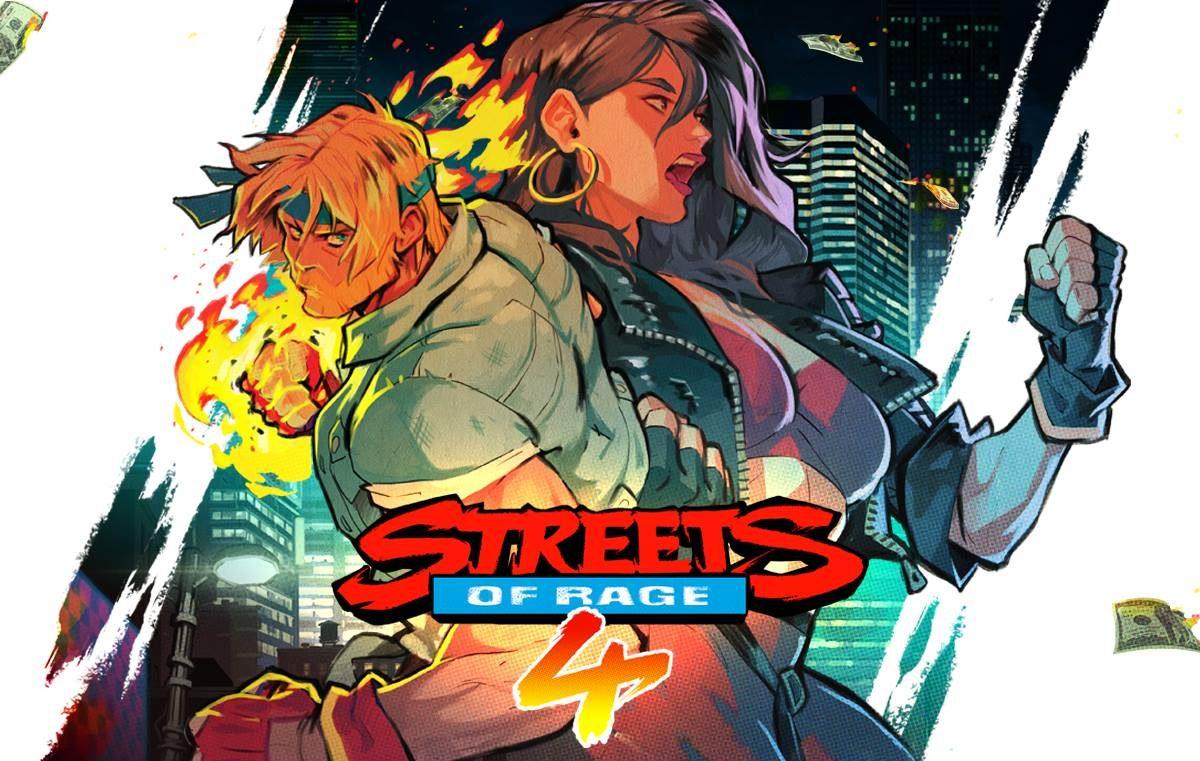 Streets of Rage 4 estrena nuevas imágenes