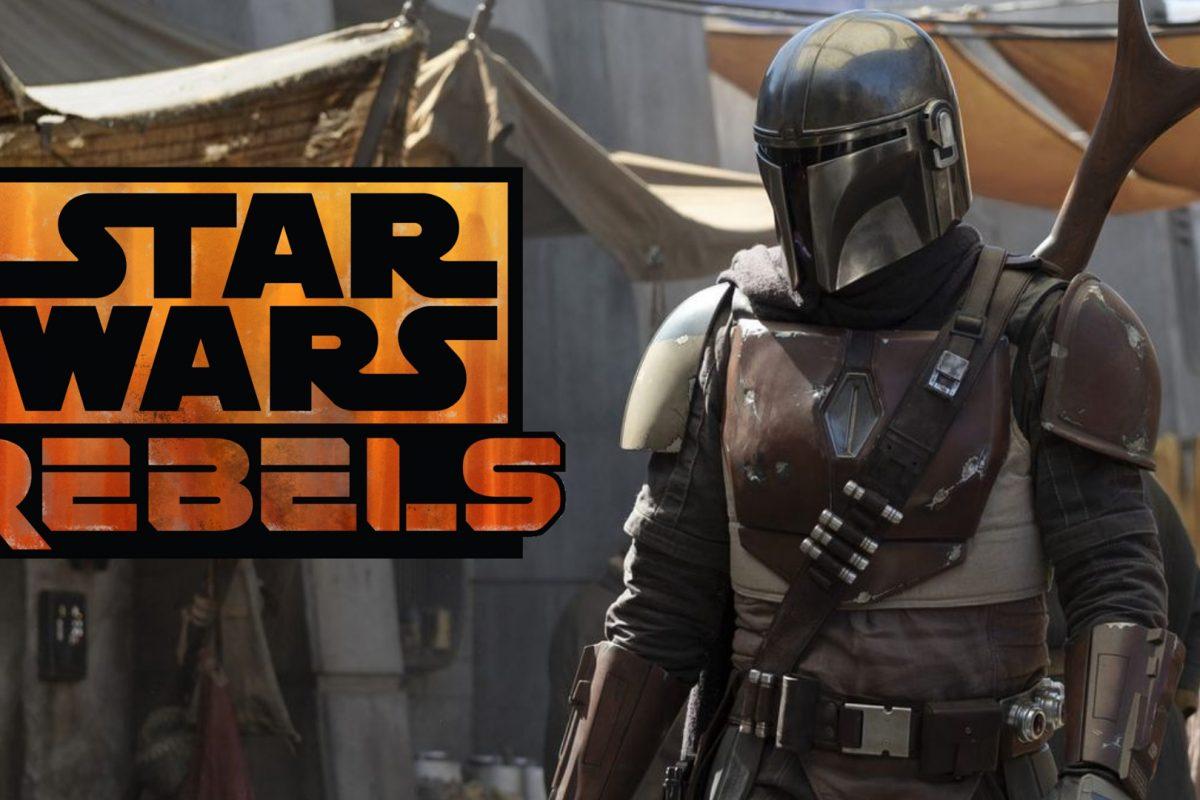 The Mandalorian podría incluir a un personaje de Star Wars Rebels