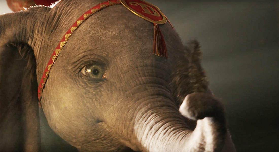 Dumbo estrena nuevos posters de sus personajes