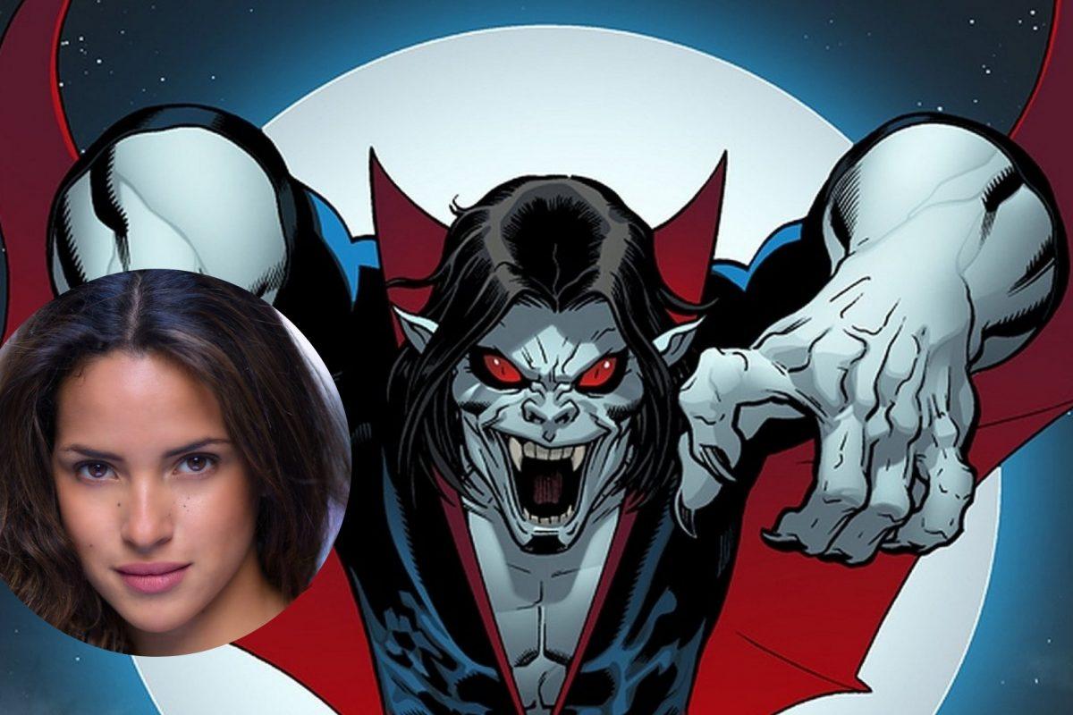 Morbius: Adria Arjona en negociaciones para sumarse al film