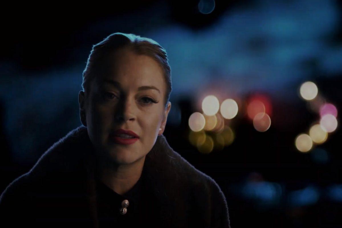 Lindsay Lohan se enfrenta a hombres lobo en el trailer de Among the Shadows