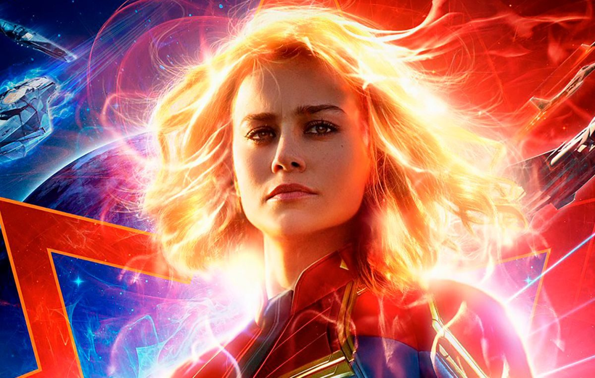 Captain Marvel comienza a romper records