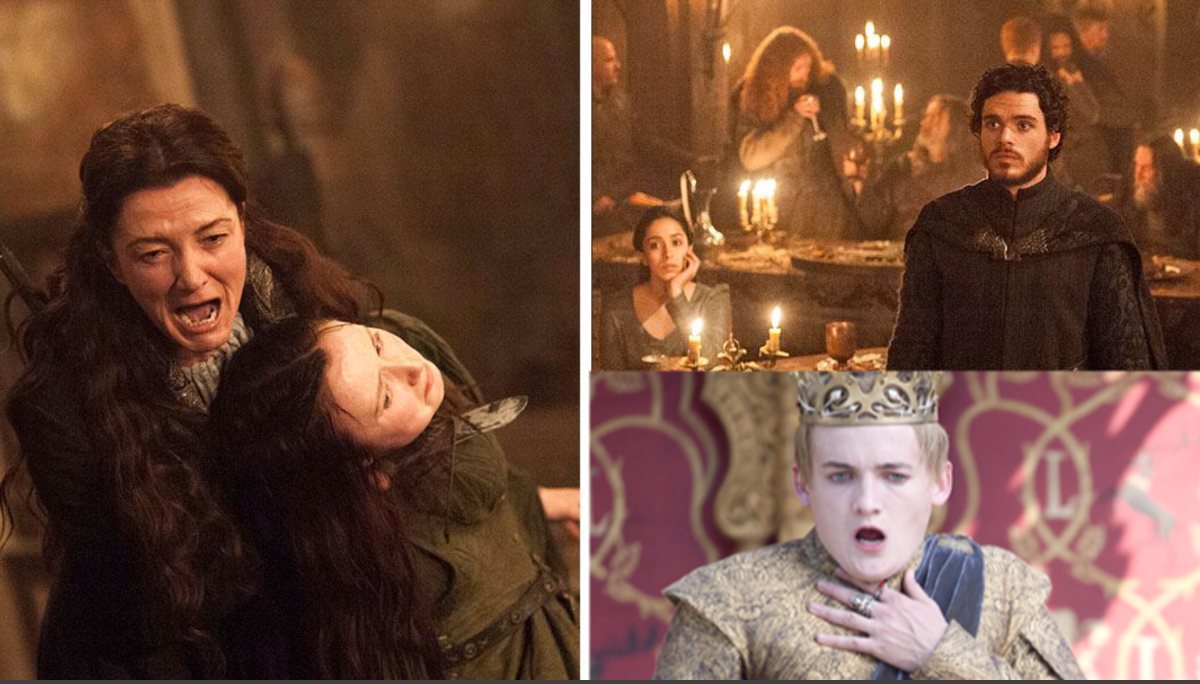 Diez formas de morir según Game Of Thrones