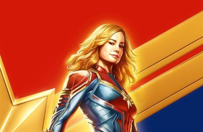 Captain Marvel estrena nuevos posters individuales de todos sus personajes