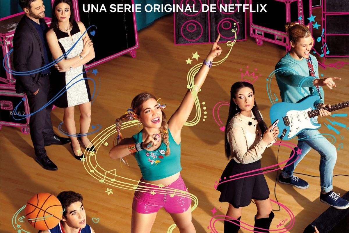 Netflix presenta la primera canción de GO! Vive a tu Manera