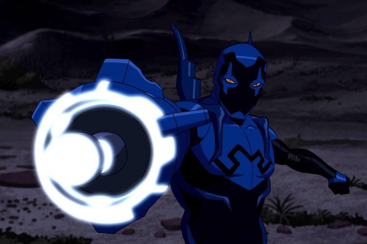 La película de Blue Beetle podría incluir a otro superhéroe de DC