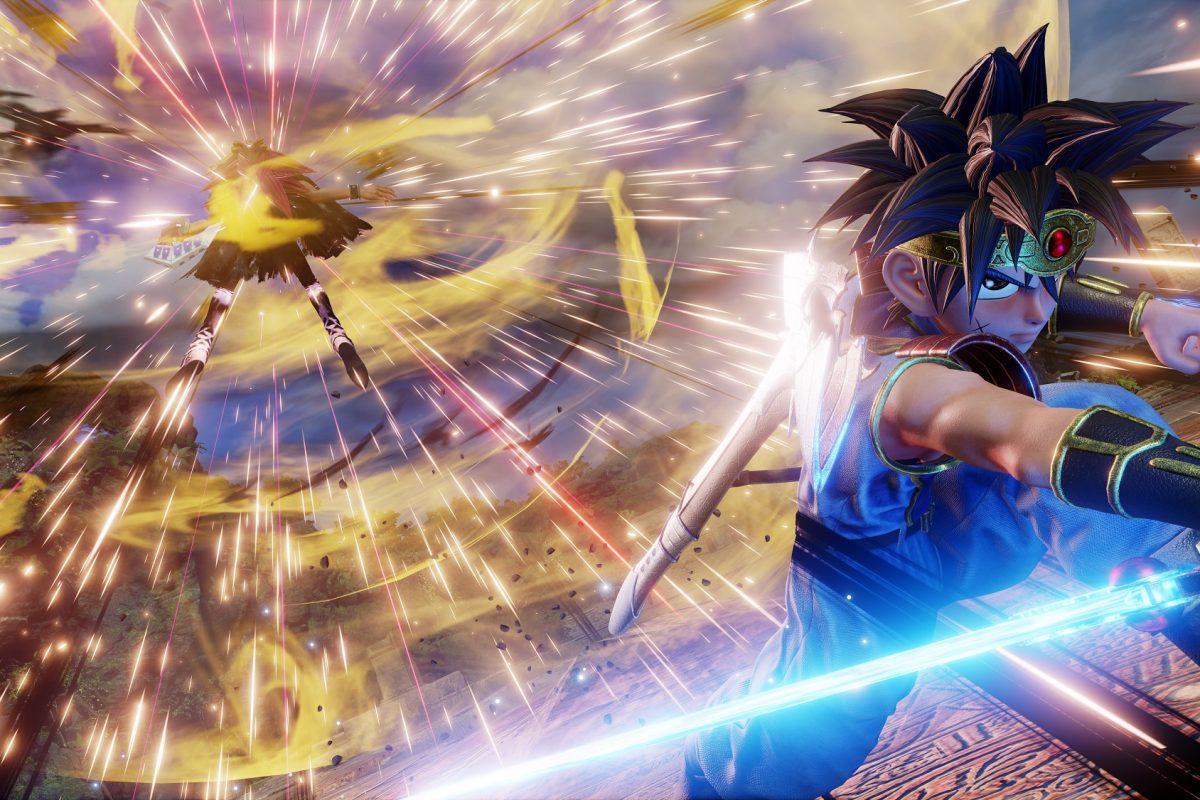 Jump Force estrena un nuevo trailer de su modo historia