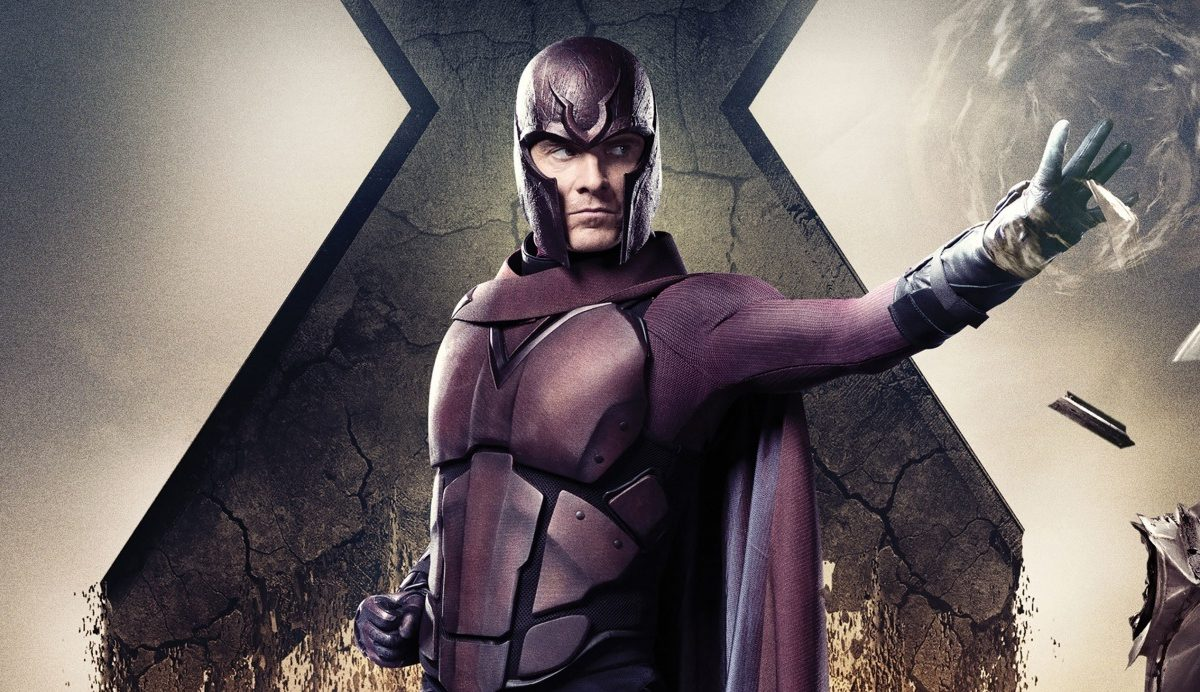 X-Men: Michael Fassbender anticipa el rol de Magneto en Dark Phoenix