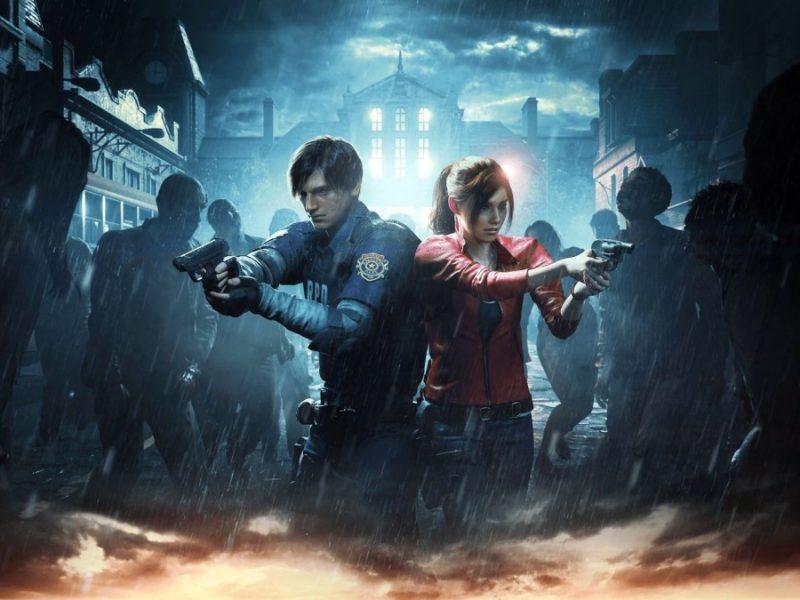 Resident Evil anuncia una nueva serie animada para 2021