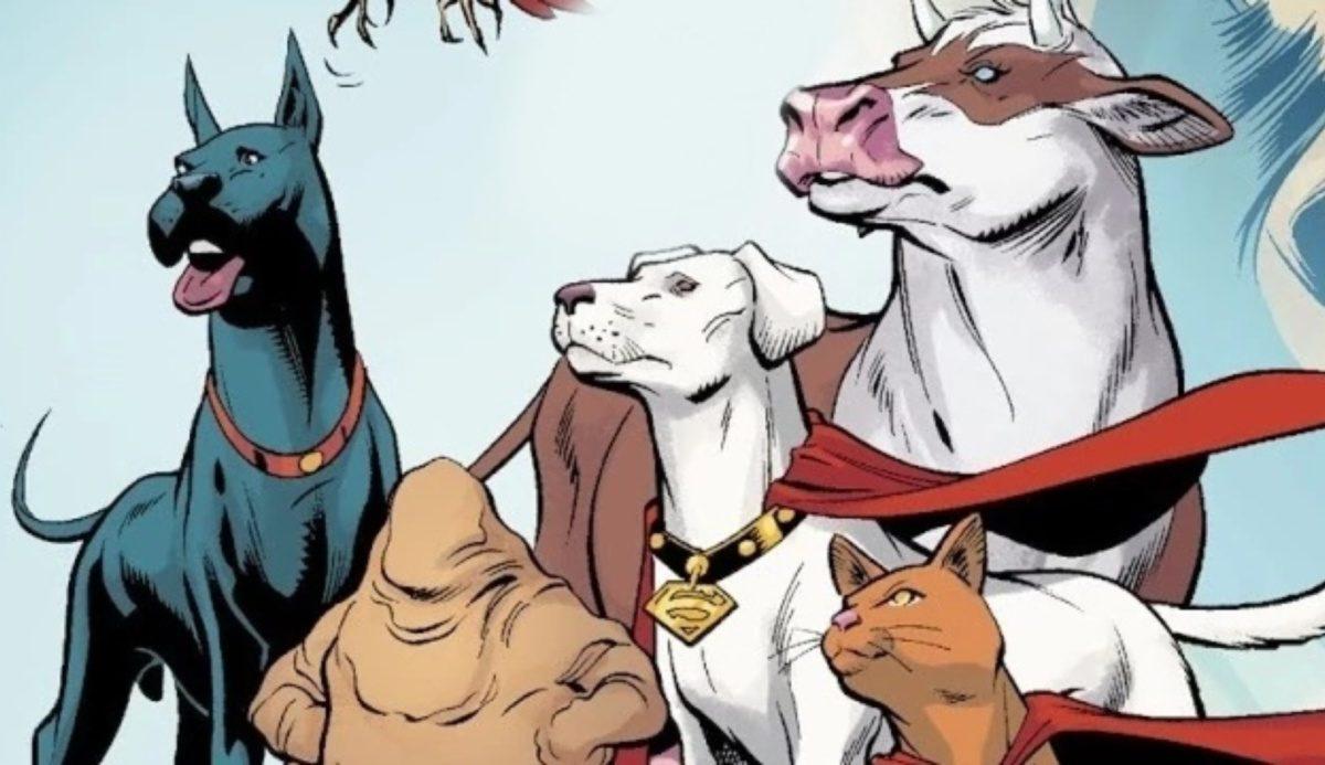 DC anuncia las fechas de estreno de sus próximas películas