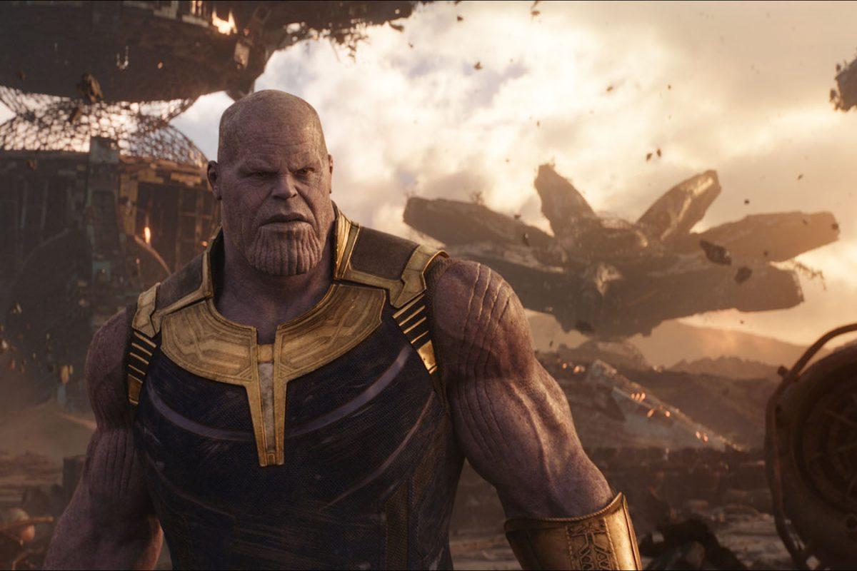 Thanos protagoniza la nueva apertura de Los Simpsons