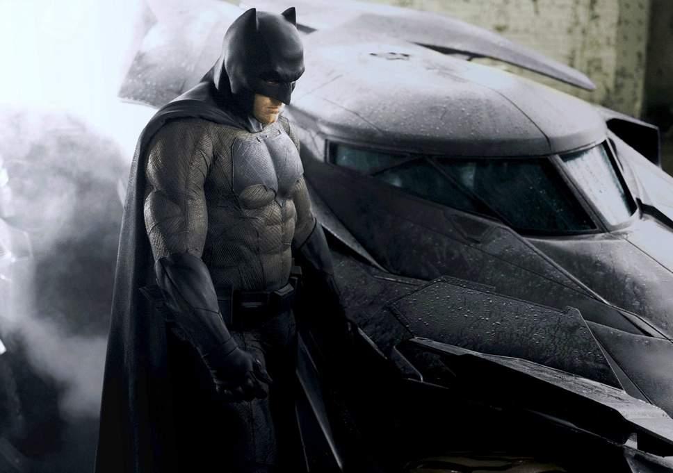 Ben Affleck abandona a Batman