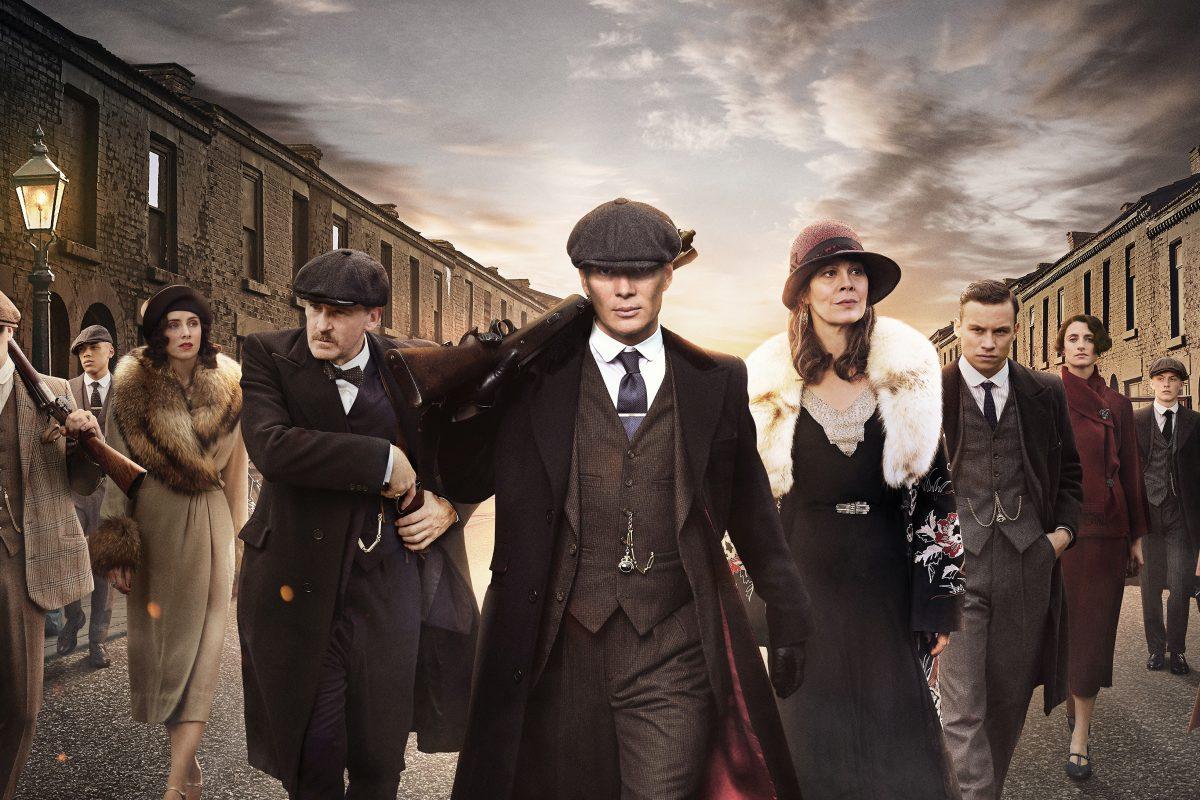 Peaky Blinders tendrá su película