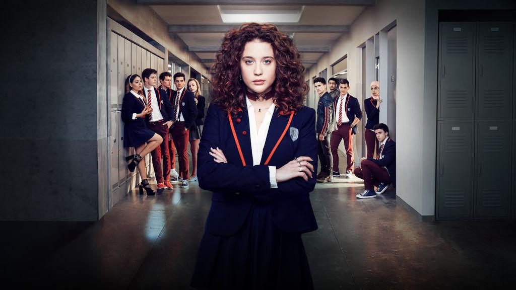 Élite presenta 3 nuevos personajes en el teaser de la segunda temporada