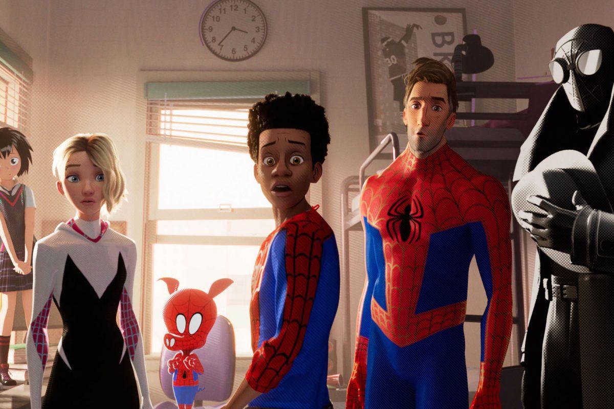 Spider-Man:Un Nuevo Universo: Quién es quién en la película