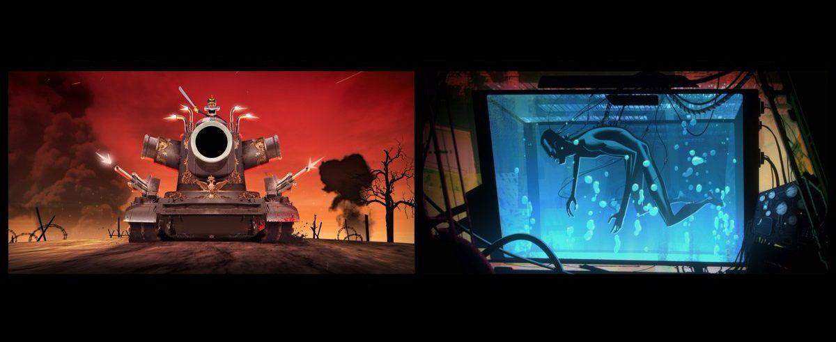 David Fincher y Tim Miller preparan una nueva serie animada para Netflix