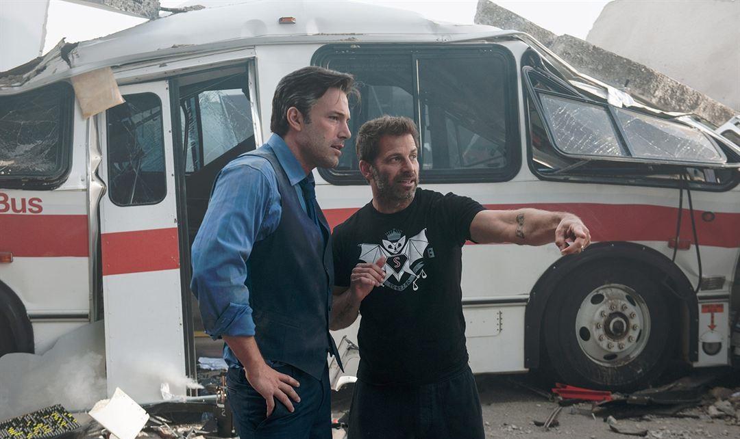 Zack Snyder confirma que su corte de Liga de la Justicia existe