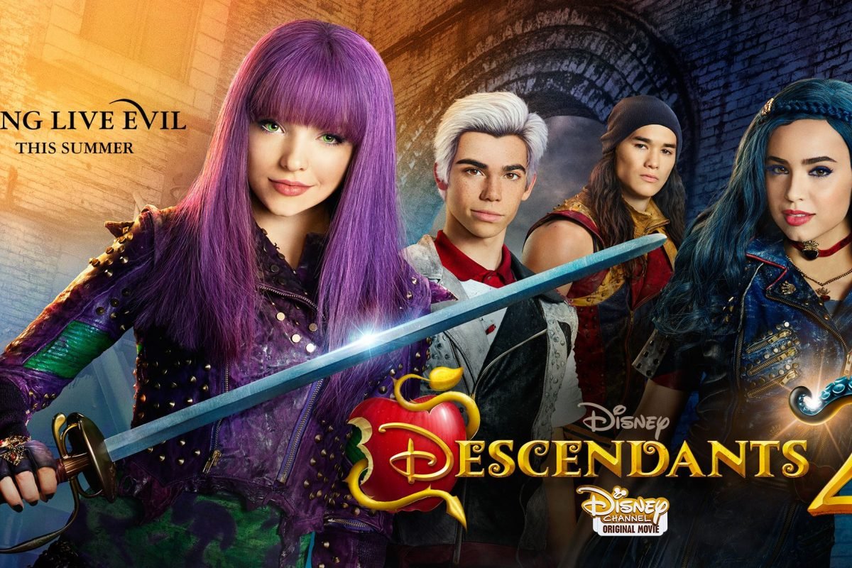 Descendientes 3 estrena su primer trailer