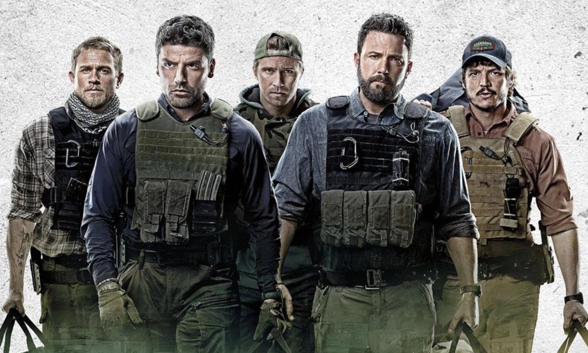 Triple Frontera: Trailer de lo nuevo de Netflix con Ben Affleck y Oscar Isaac