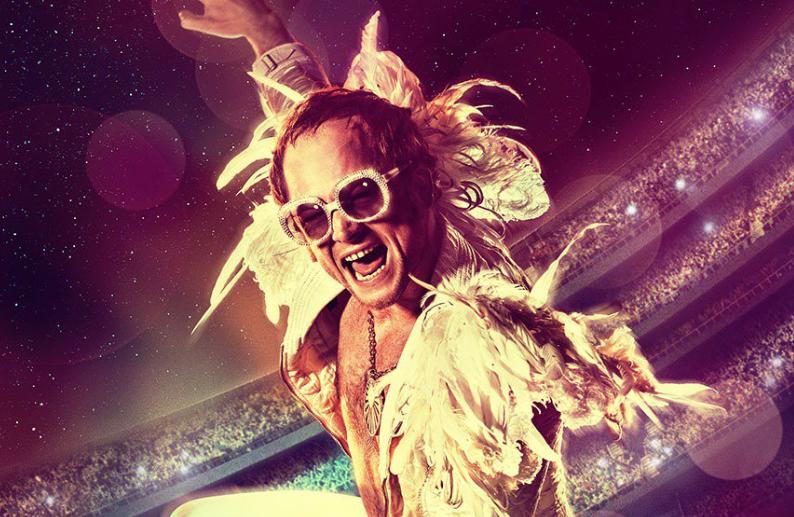 Rocketman: más imágenes de Taron Egerton como Elton John en un nuevo clip